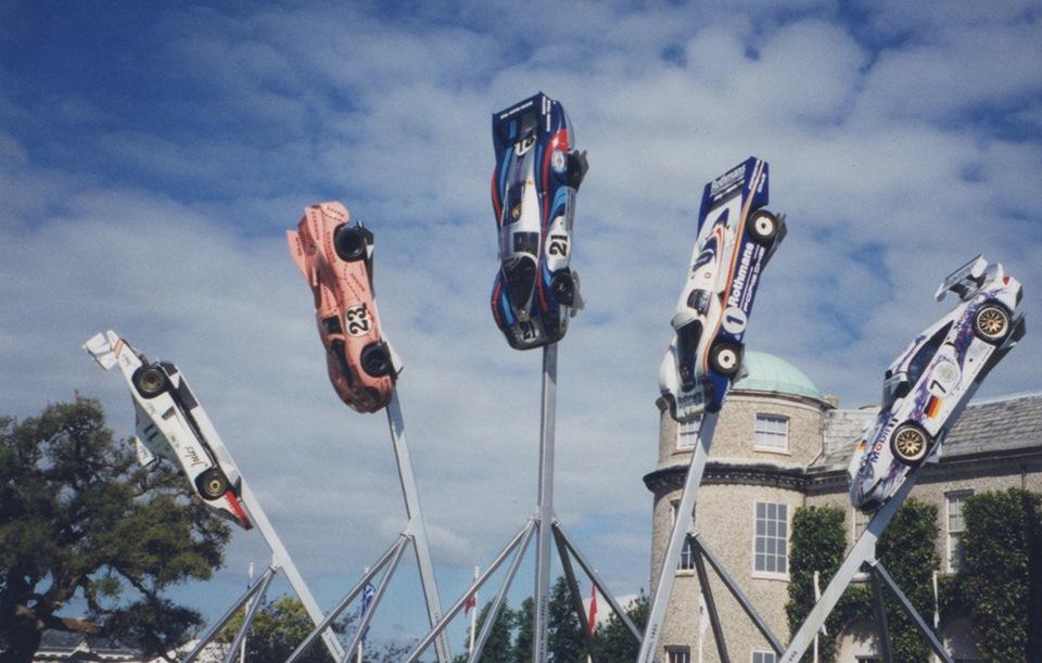 1998 — 50 лет Porsche