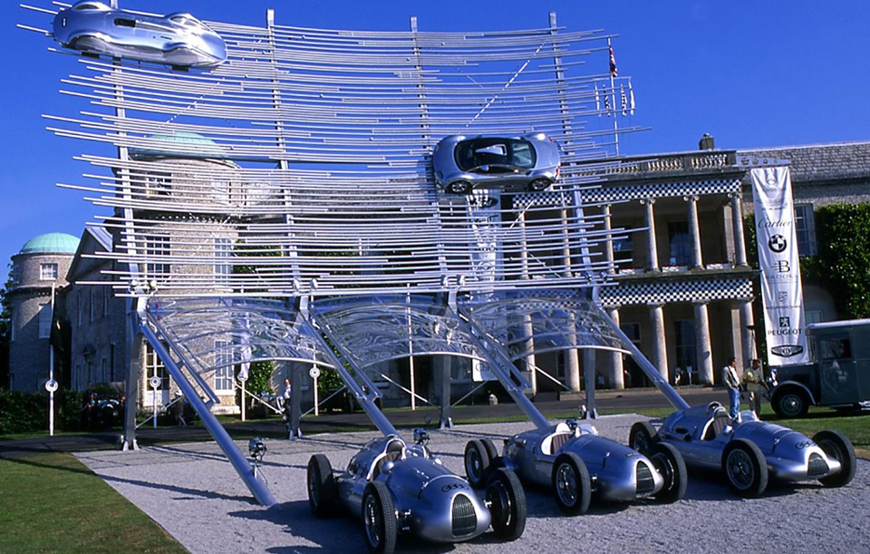 1999 — Audi Avus