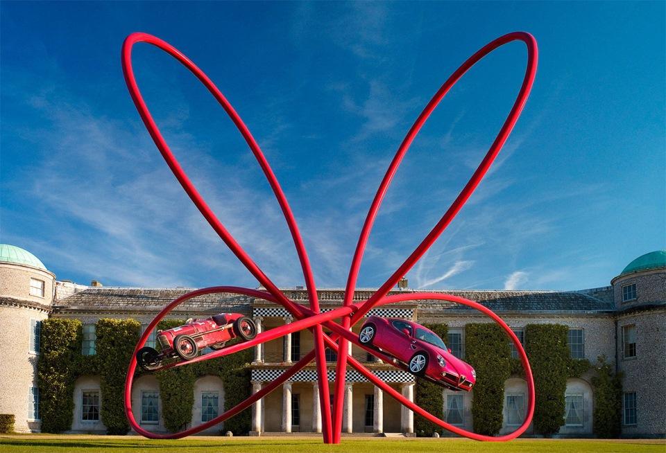 2010 — 100 лет Alfa Romeo