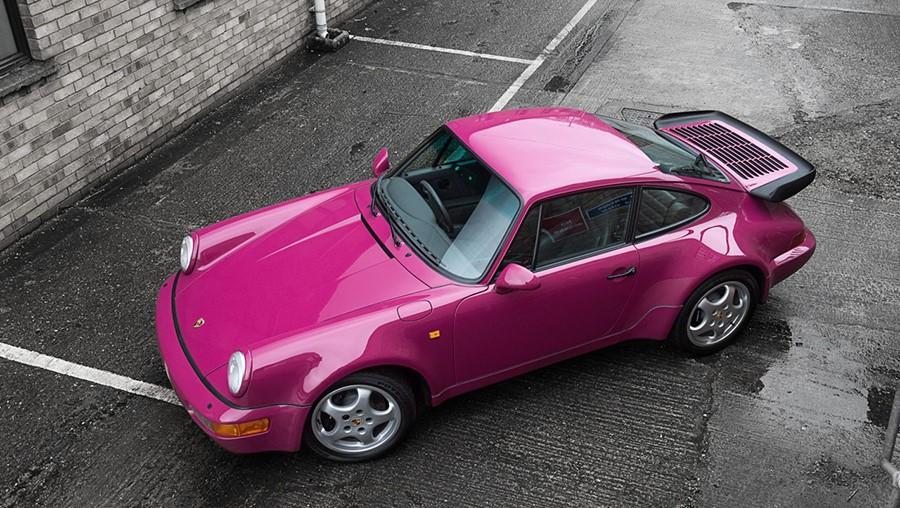 Porsche 964 исполняется 30 лет