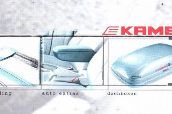 054 Каталог BMW Kamei 2003