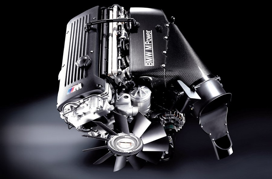 Двигатель S54B32