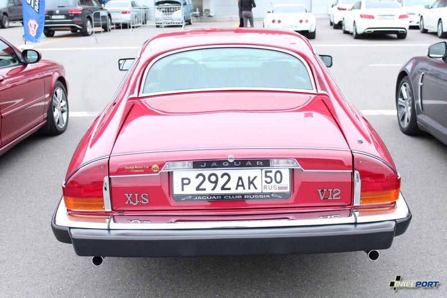 Jaguar XJ.S V12