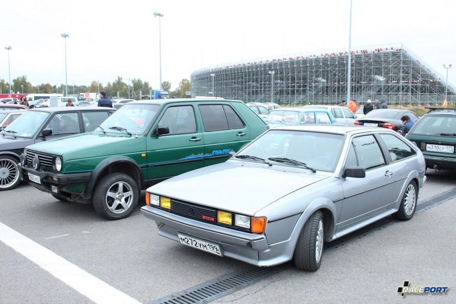 Volkswagen Golf 4x4 Country & Scirocco