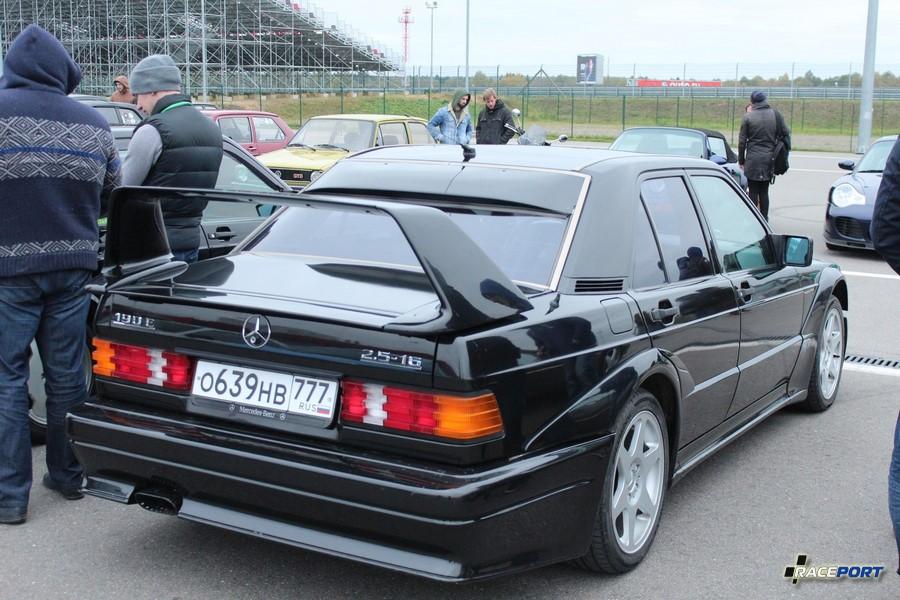 Mercedes Benz 190E 2.5 16V W201