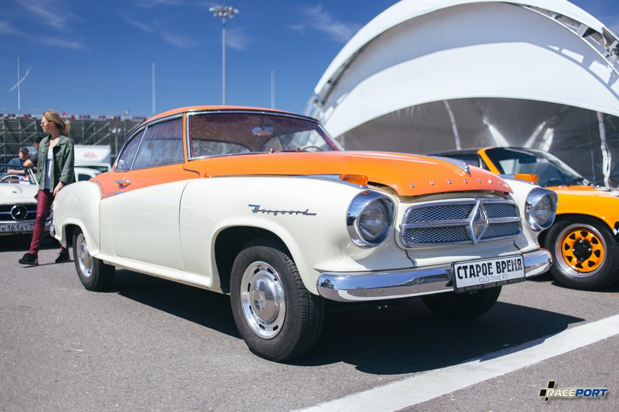 Borgward Isabella Coupe 60х