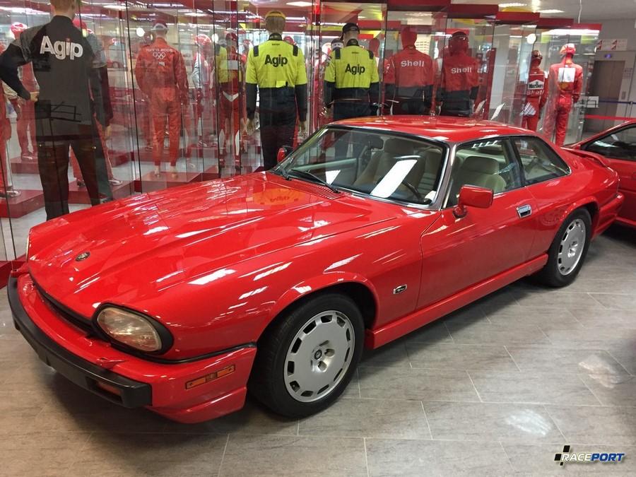1993 г. в. Jaguar XJR-S 62й экземпляр из 150