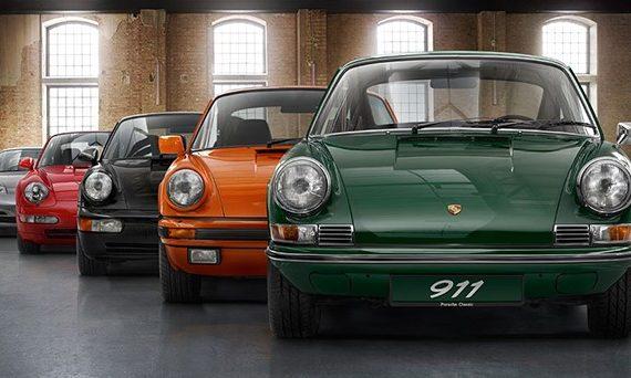 052 Запасные части и аксессуары Porsche Classic
