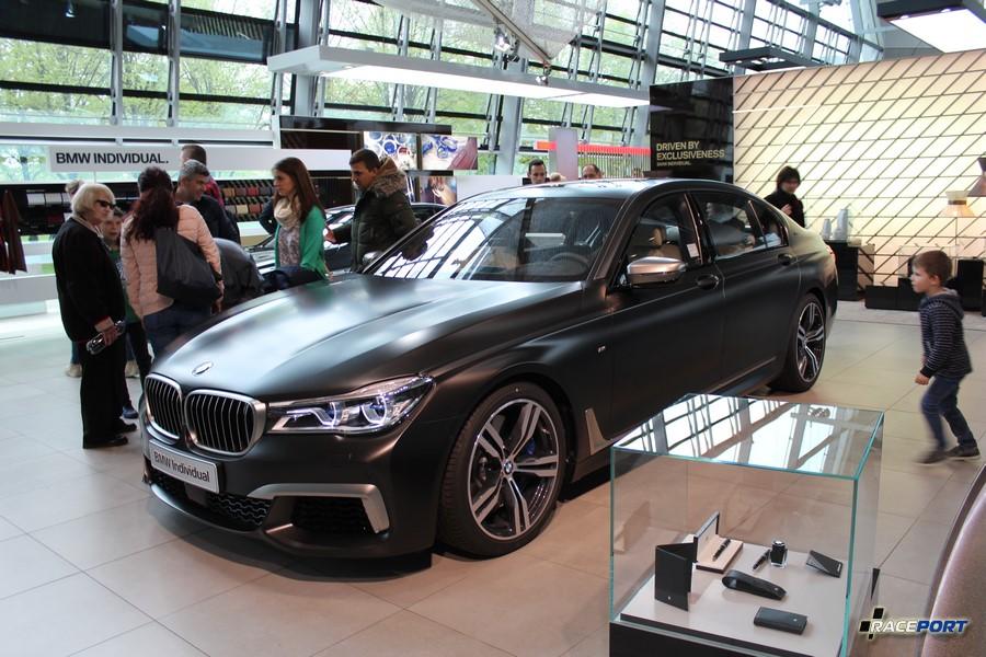 Стенд BMW Individual