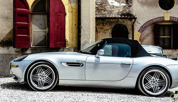 Родстеру BMW Z8 – 20 лет!