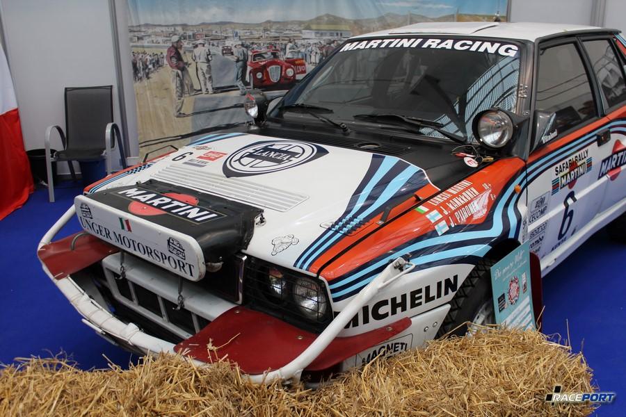 Lancia Delta Integrale Rally Spec