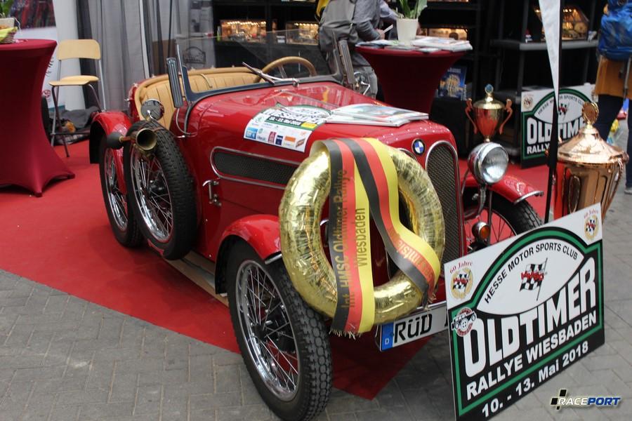 BMW 3/15 1928 г. в. 15 л. с.