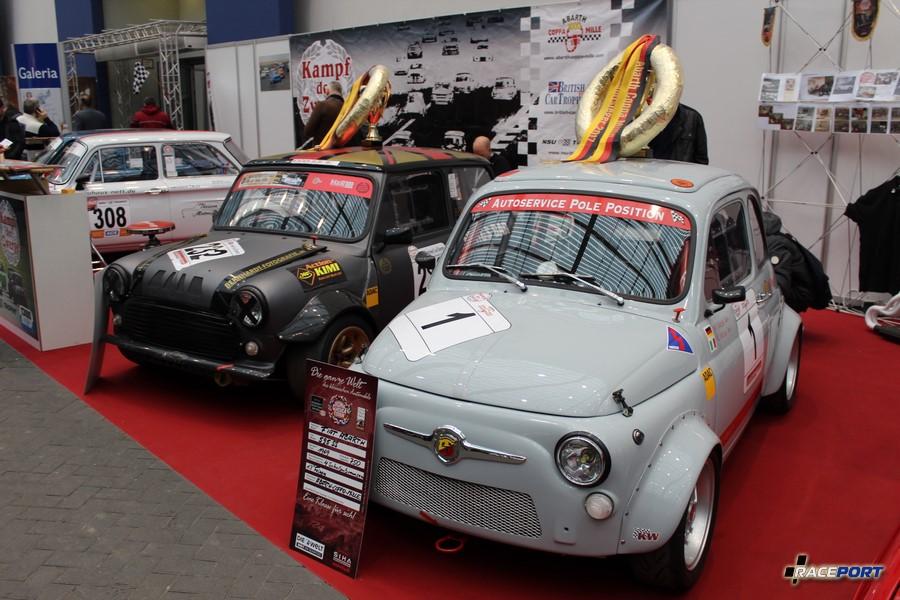Fiat Abarth 595 SS 1969 г. в.