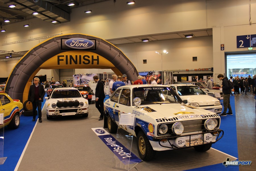 Ford Escort Spec Rally