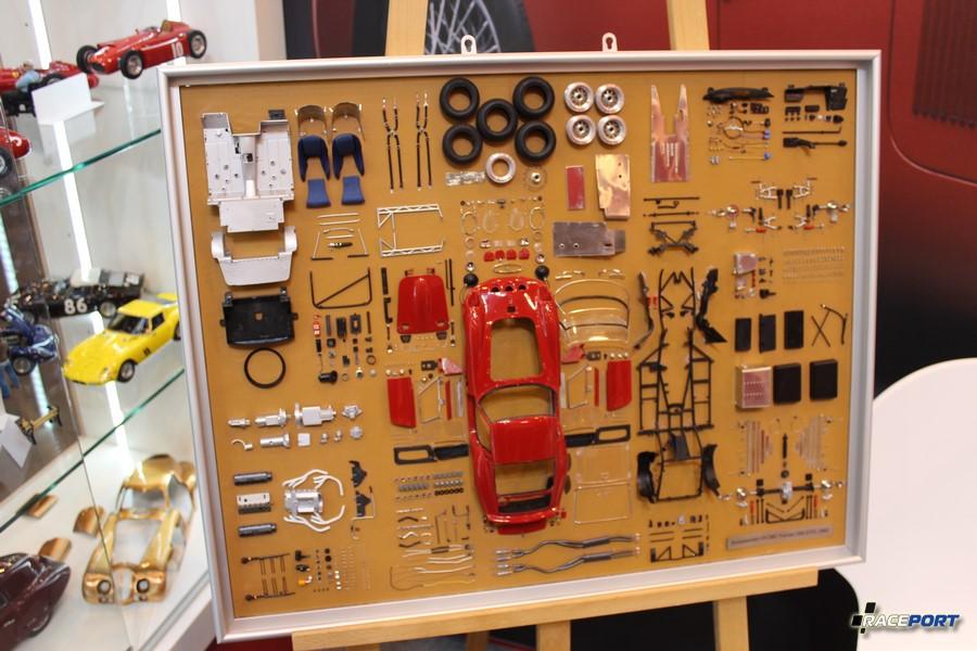 Демо детализации коллекционных моделей