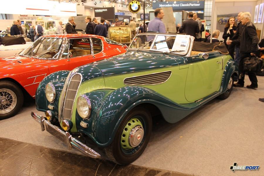 EMW 327-2 1952 г. в. номер шасси 87 488