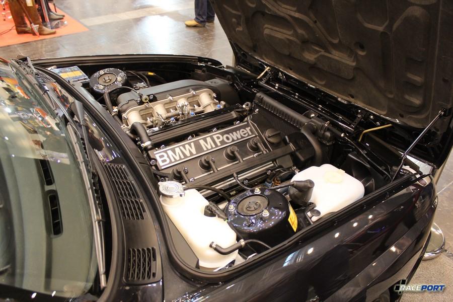 Двигатель S14 от BMW E30