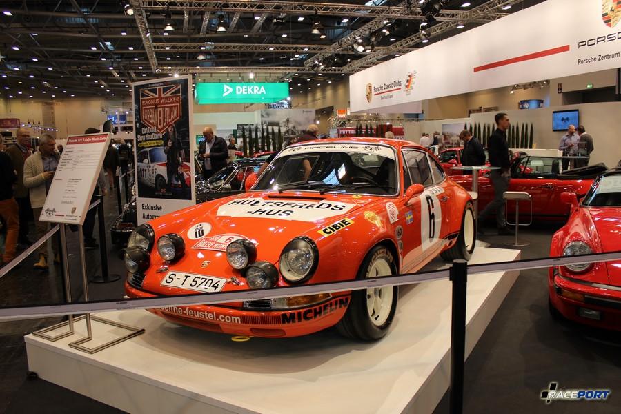 Porsche 911 S Rallye Monte Carlo 1989 г. 180 л.с., 2300 куб.см, 230 км/ч, 930 кг