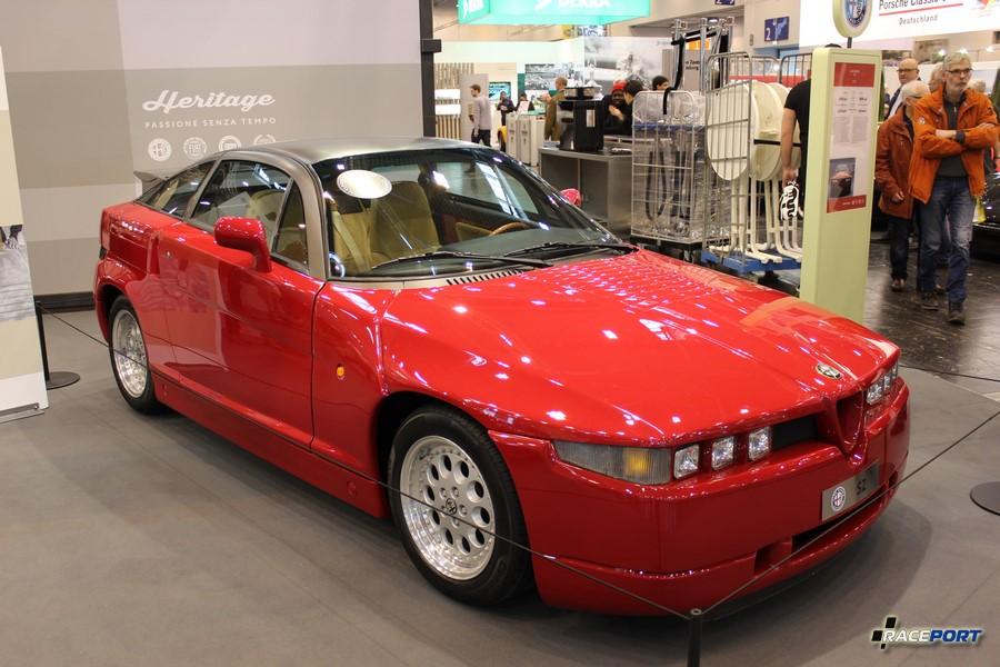 Alfa Romeo SZ 1989 г. в.