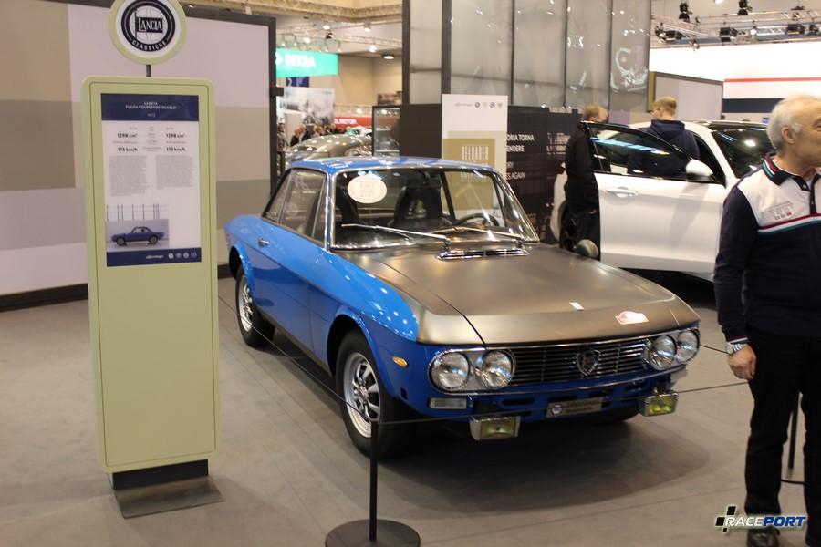 Lancia Fulvia Coupe Montecarlo 1973 г. в. 1,3 л, 175 км/ч