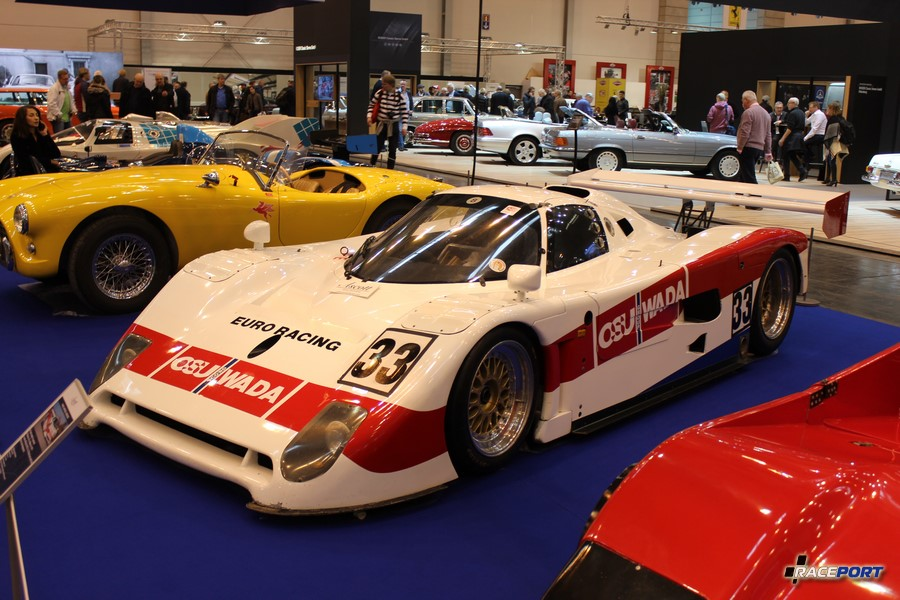 1990 Spice SE90C; Engine Cosworth 3,5L, 620 Hp, 12 000 rpm; Weight 760 kg