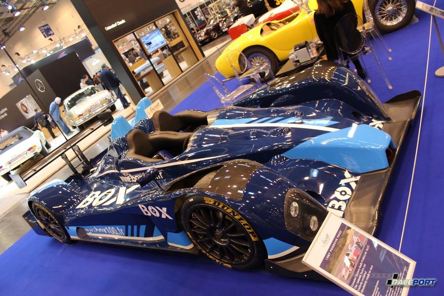 2009 Oreca FLM-09; V8 GM, 430 Hp, 7000 Rpm