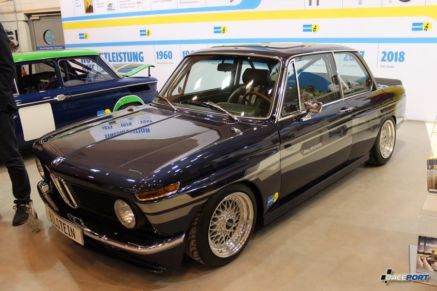BMW со стенда Bilstein