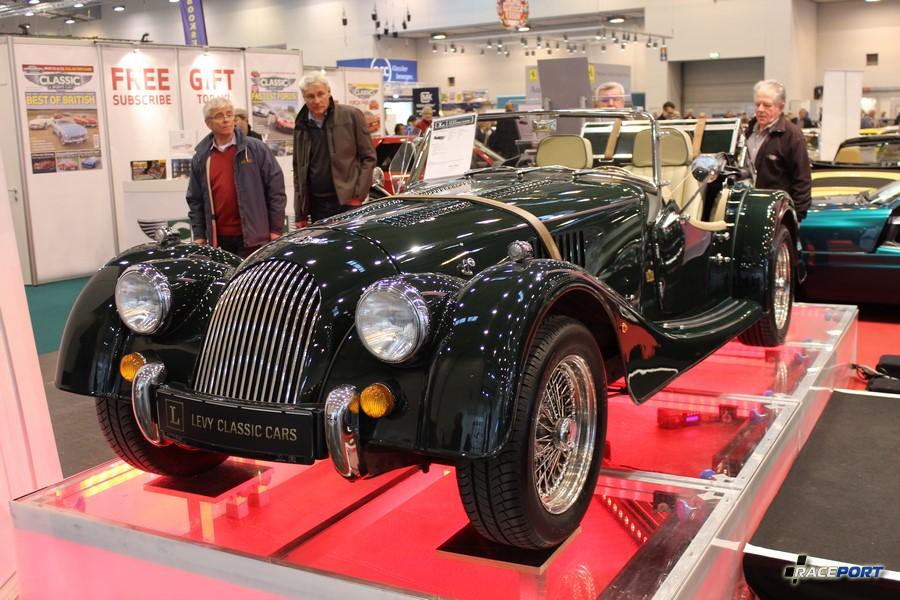 Morgan Plus 4 2.0л 144 л. с. 49 750 Euro