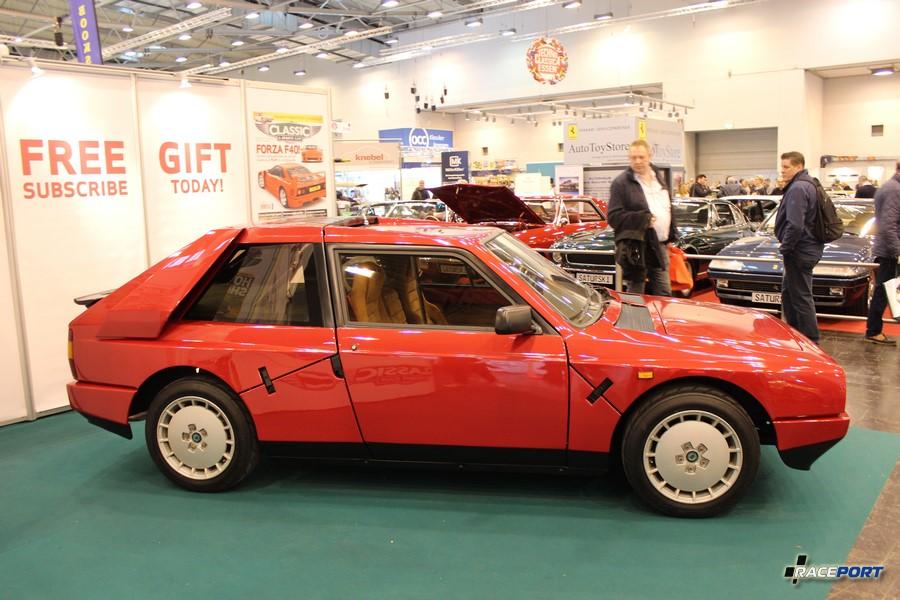 Lancia Delta S4 1989 г. в. очень рад был увидеть этот автомобиль в живую
