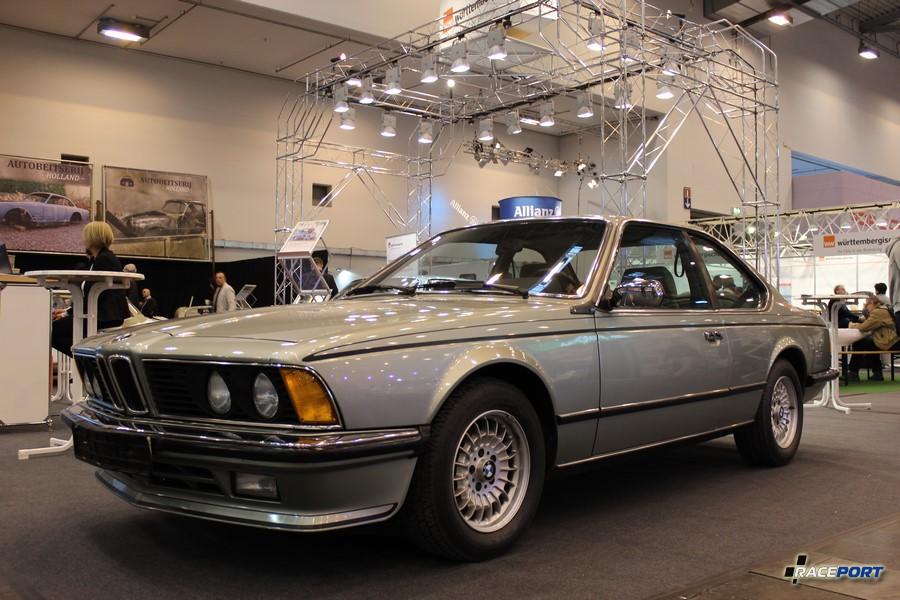 BMW E24 635CSi automatic
