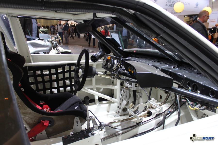 Интерьер Ауди V8