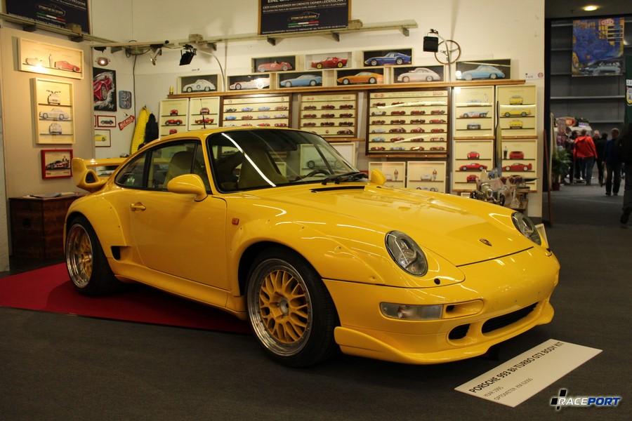 Porsche 993 Bi-Turbo GT2 Body Kit 1995 г. в. пробег 62 000 км.