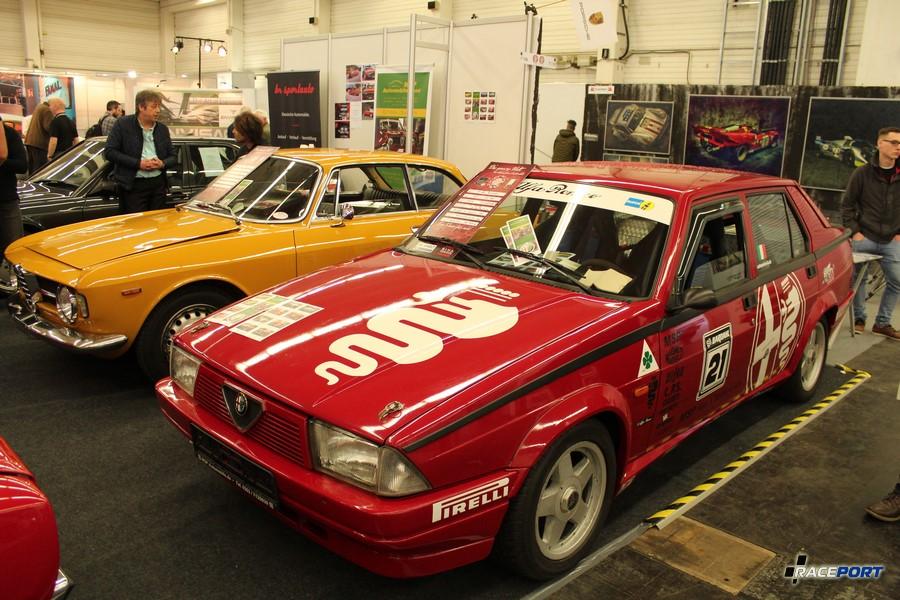 Alfa Romeo 75 Turbo 1987 г. в. 14 950 Euro