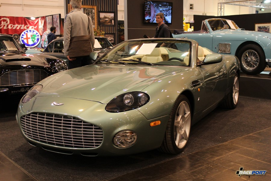2003 г. в. Aston Martin AR1 American Roadster 333 000 Euro