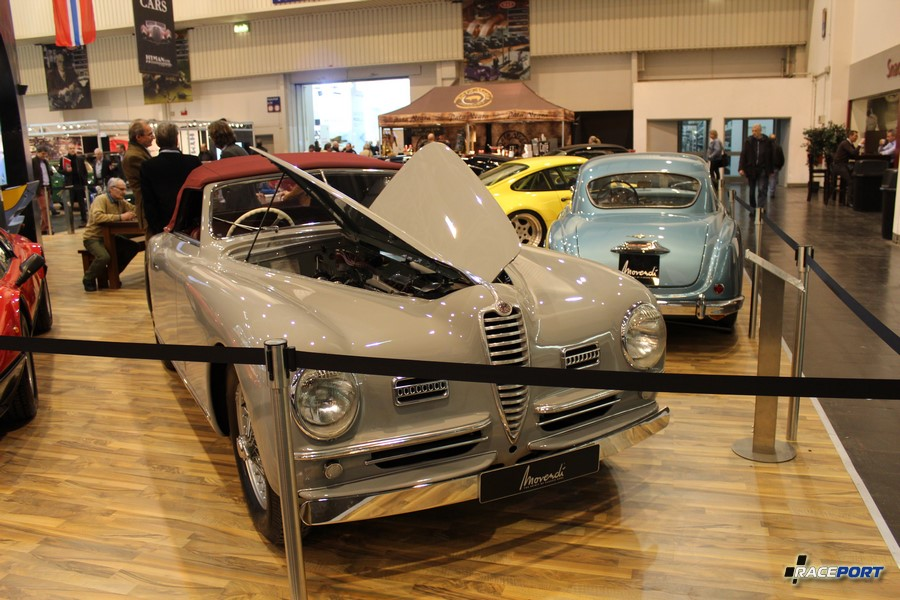 Alfa Romeo 6C 2500 SS Pininfarina Cabriolet 1948 г. в. 550 000 Евро