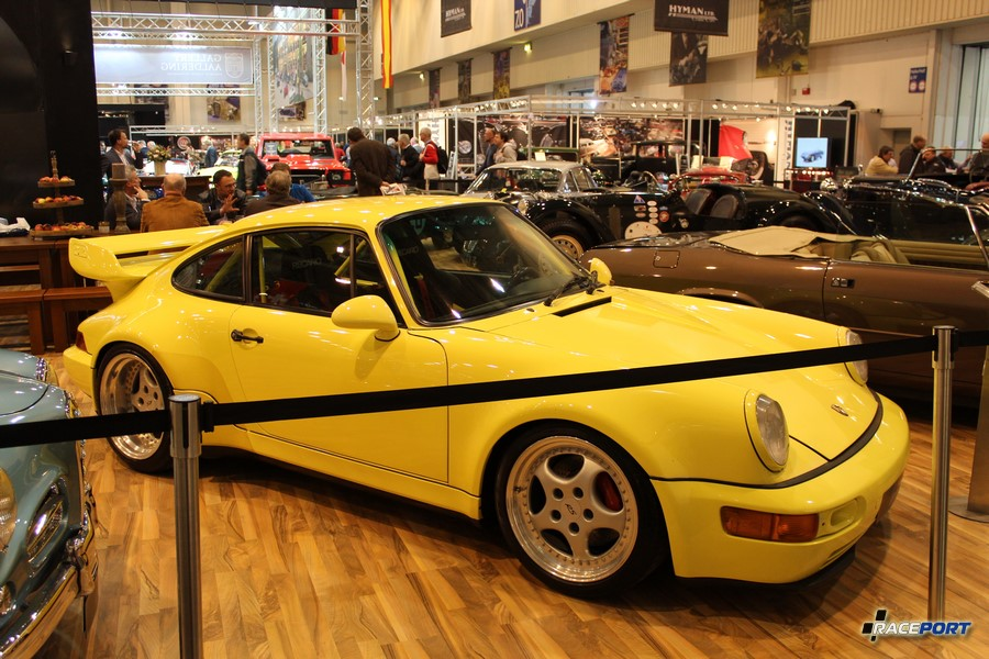 1993 Porsche 964 3.8 RS Club Sport