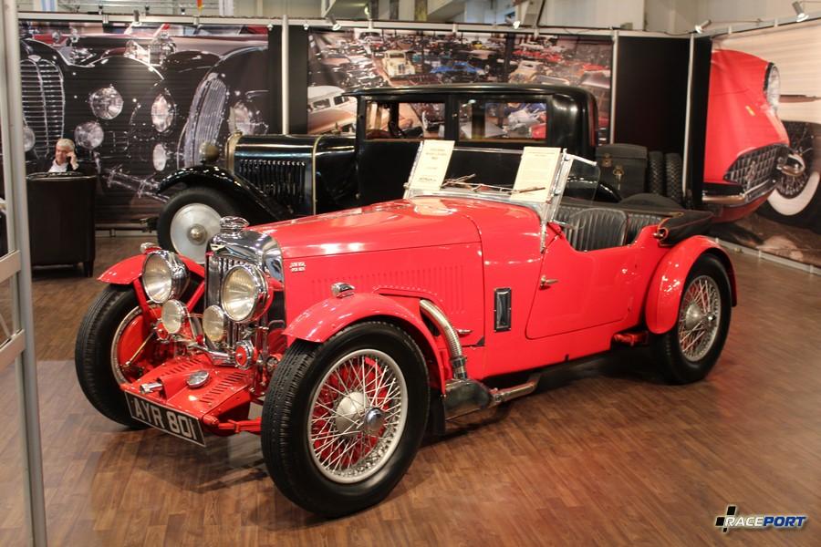 1954 г. в. Aston Martin 1.5 Litre MkII 235 000 Euro