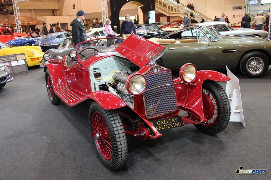 Alfa Romeo 6C 1750 GT 1931 г. в.