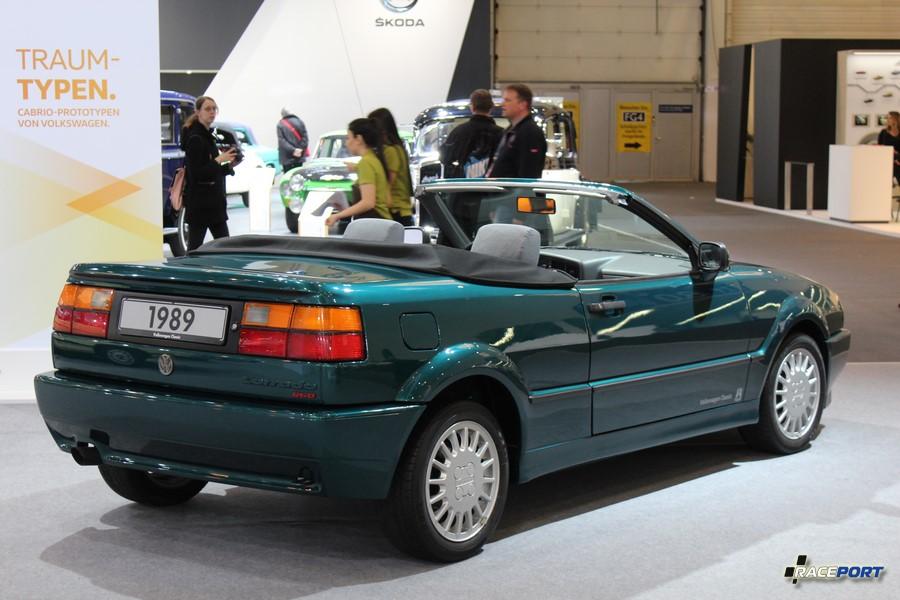 VW Corrado 1989 г. в.