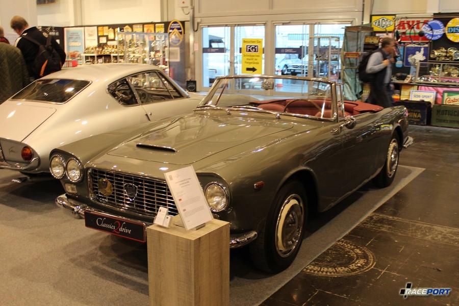 Lancia Flaminia GT 1C 2.5 Liter Cabriolet 1961 г. в. Мотор V6, 2458 куб см, 119 л. с. 219 000 Euro