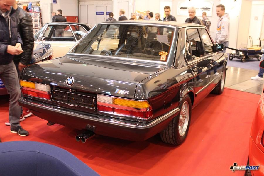 BMW M5 первой генерации