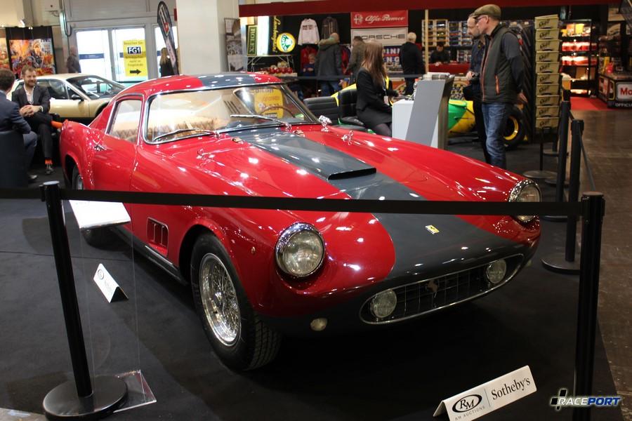 "1959 г. в. Ferrari 250 GT LWB Berlinetta ""Tour de France"" Coachwork by Carrozzeria Scaglietti"