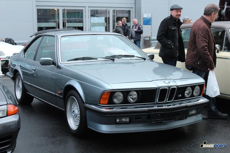 1984 BMW 635CSi; S38; 49 900 Euro