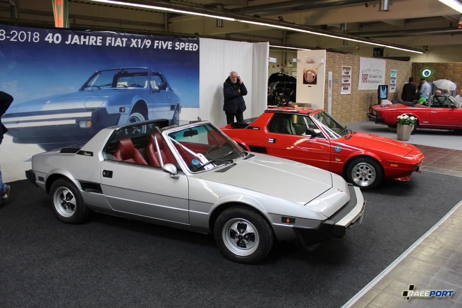 Fiat X1/9 празднует сороколетний юбилей