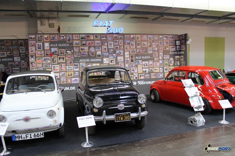 Клуб Фиат 500. Fiat 500F и 500N