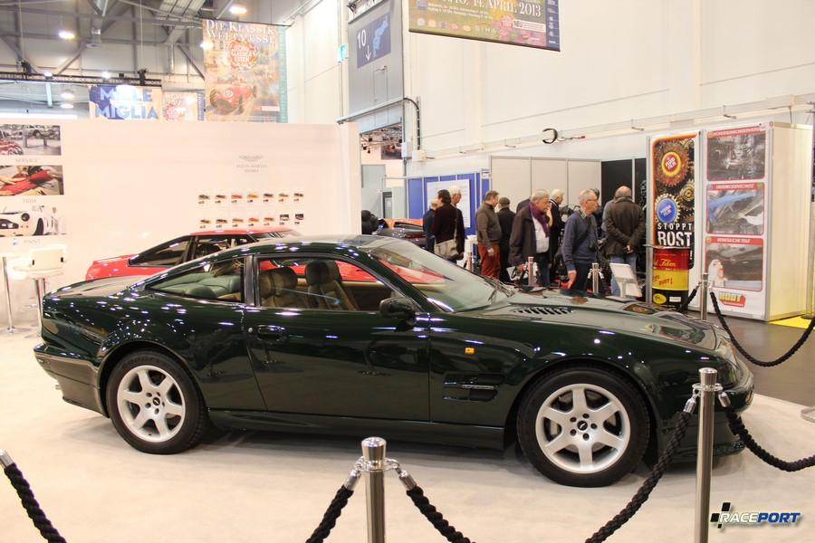 1995 г. в. Aston Martin V8 Vantage V550 5.4L 300 000 Euro
