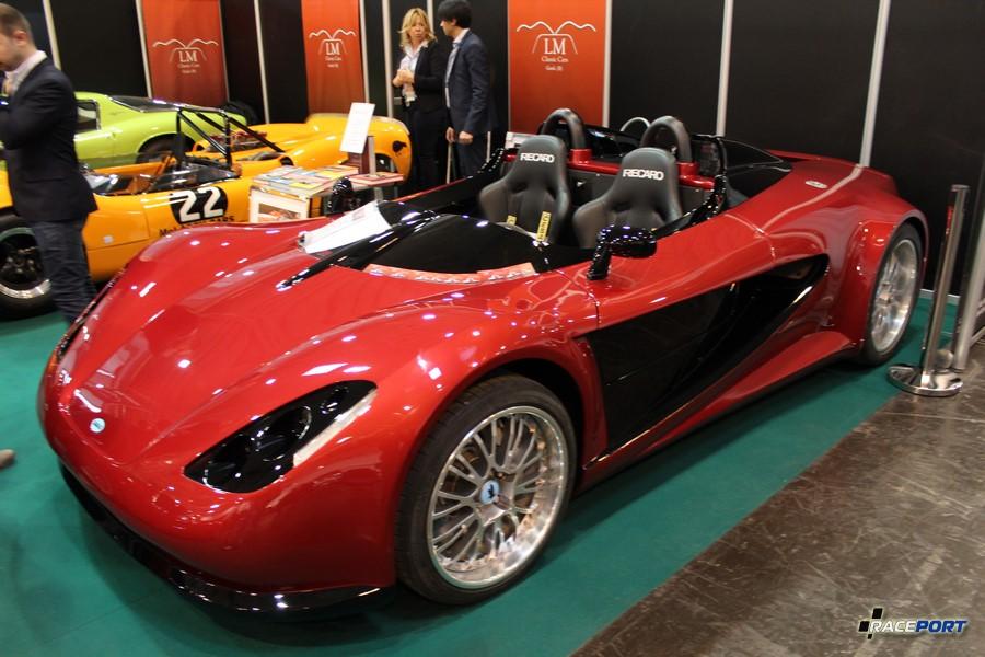 Isdera Imperator V8 Mercedes Sbarro. Only 1!