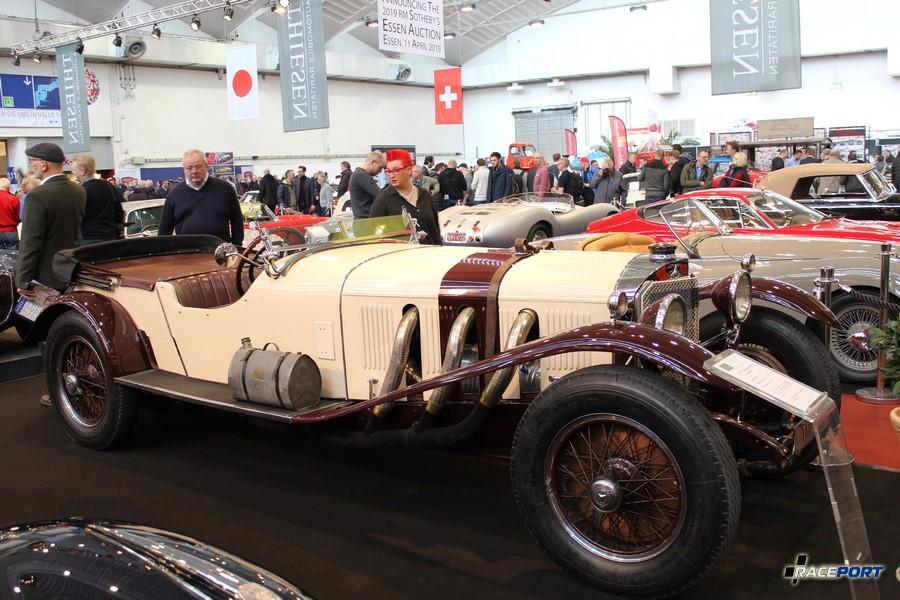 Mercedes-Benz 680 Sport 1927 г. в.