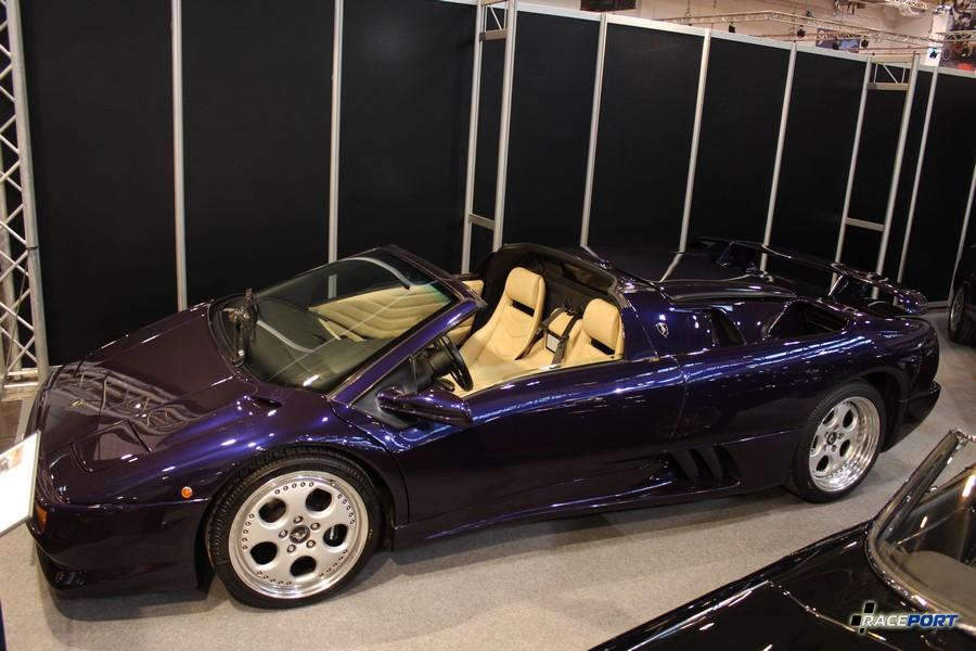 Lamborghini Diablo Roadster 30 500 km аналогичная еще не давно была в коллекции Рейспорт