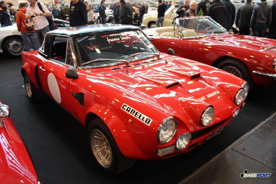Fiat Abarth 124 CSA GR 4 8V 1973 г. в.